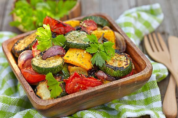 Vegetariana all'italiana