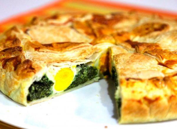 Torta Pascualina- italia particular - la cocina italiana