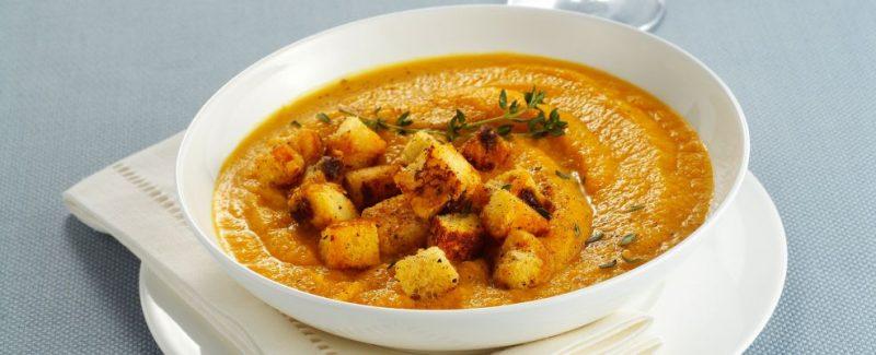 sopa se zapallo italia paricular la cocina italiana